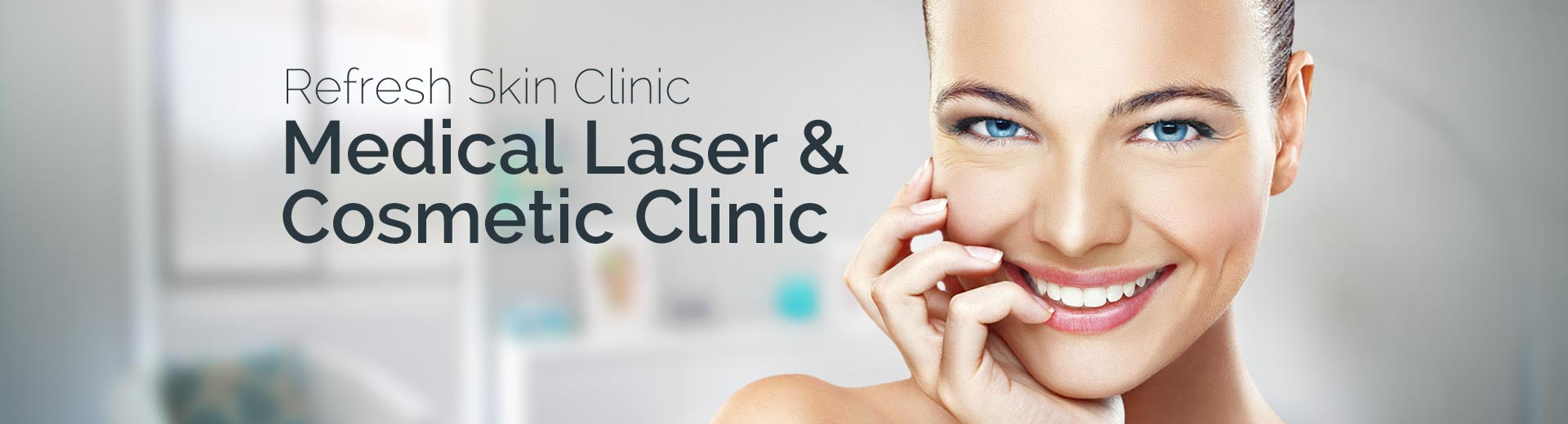 Refresh Skin Clinic Bendigo medical laser & cosmetic clinic - offering permanent hair removal botox beauty anti aging